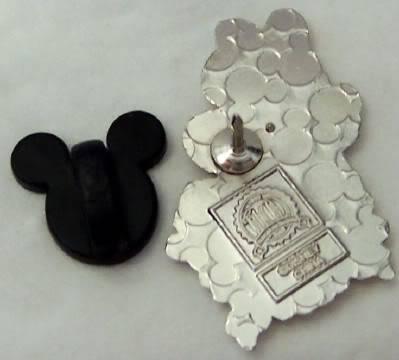 Disney WDW Minnie DIECI 10th Anniversary Trading Mystery Pin New Back