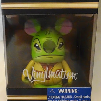 Disney Yoda Stitch Vinylmation Star Wars Figure New In Box Front