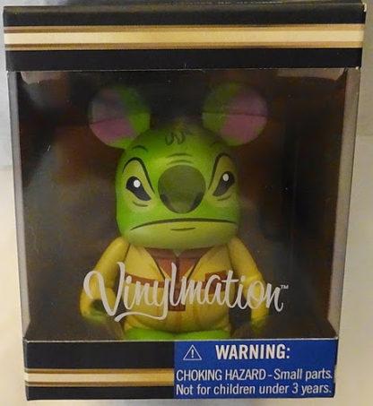 Disney Yoda Stitch Vinylmation Star Wars Figure New In Box Front