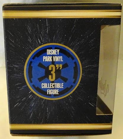Disney Yoda Stitch Vinylmation Star Wars Figure New In Box Side
