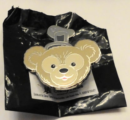 Duffy Disney Bear Pin Hidden Mickey Completer 2013 New With Bag