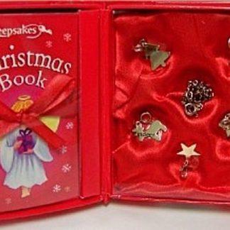 Keepsakes Christmas Box Mini Book Kit New Open