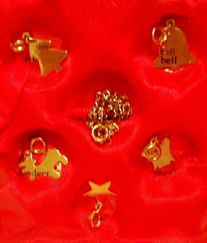 Keepsakes Christmas Box Mini Book Kit New Photo Of 5 Charms