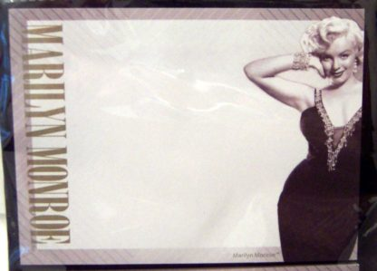 Marilyn Monroe Sticky Notes #40 Sheets Black Dress Photo New Front