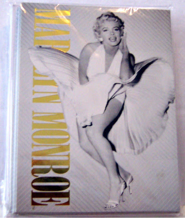 Marilyn Monroe The Seven Year Itch Skirt Photo #8 Blank Note Cards New Front