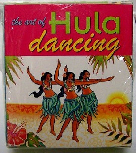 The Art Of Hula Dancing Mini Book Kit New Front