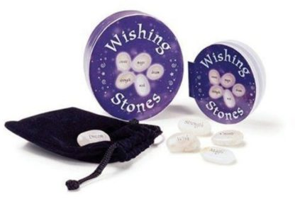 Wishing Stones Mini Book Kit New Open Stock Photo