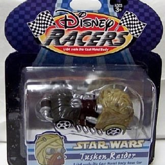 Disney Tusken Raider Diecast Star Wars Racer New Front