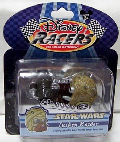 Disney Tusken Raider Diecast Star Wars Racer New Front