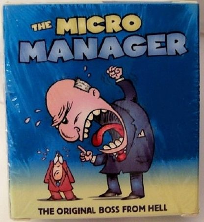Miro Manager Original Boss From Hell Mini Book Kit New Box Front
