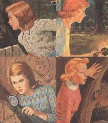 Nancy Drew's Guide To Life Mini Book Artwork
