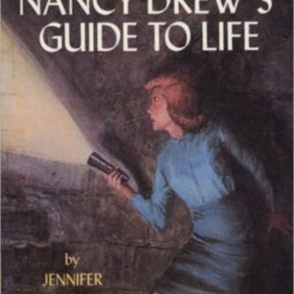 Nancy Drew's Guide To Life Mini Book Front