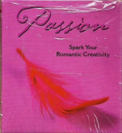 Passion Spark Your Romantic Creativity Mini Book Kit New Front