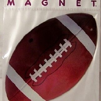 Football Photographic Flat Magnet New In Pack Front