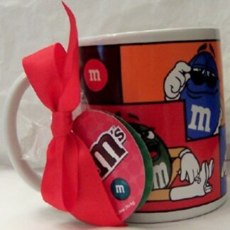 M&M's Colorblock Collectible Mug New With Tag