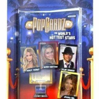 PopCardz Hottest Stars Pack Season 1 #5 Cards