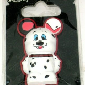 101 Dalmatians Vinylmation Pin Disney 3-D New On Card