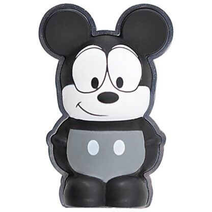 Disney 3-D Vinylmation Pin -- Plane Crazy Mickey Mouse Stock Photo