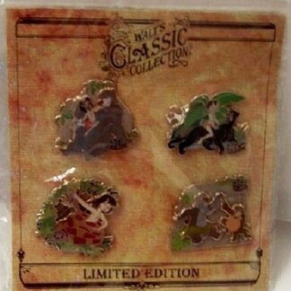 Jungle Book Limited Pins #4 Disney LE 2000 New On Card Front