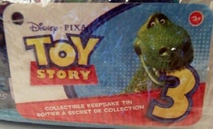 Disney Pixar Toy Story 3 Buzz Lightyear Space Ranger Zippered Case Label Front
