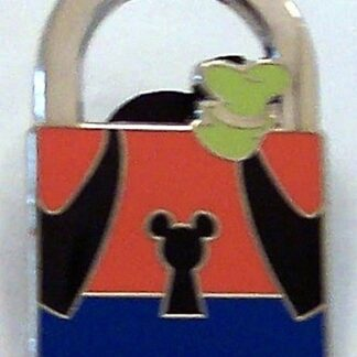 Disney WDW Goofy Lock Mystery PWP Limited Release Pin New