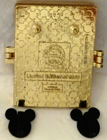 Disney WDW The Lion King Timeless Tales LE 3000 Hinged Pin New Back Closed