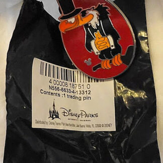 WDW Hidden Mickey Disney Birds 2013 Vulture Completer Pin New With Bag
