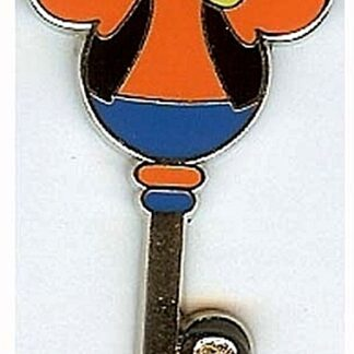 Disney Goofy Mystery Character Key Pin Front New