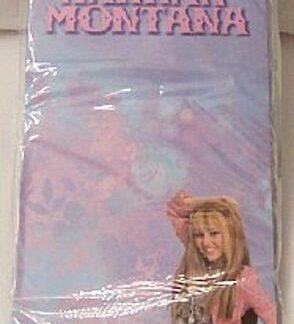 Disney Hannah Montana Miley Cyrus Magnetic Memo Pad Front