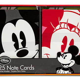 Disney Mickey Mouse and Friends Portrait Note Card Set New In Box
