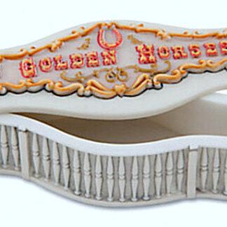 Disneyland The Golden Horseshoe PokitPal by Olszewski New Top & Front
