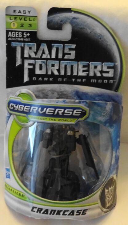 Transformers Dark Of The Moon Crankcase Decepticon Figure Front