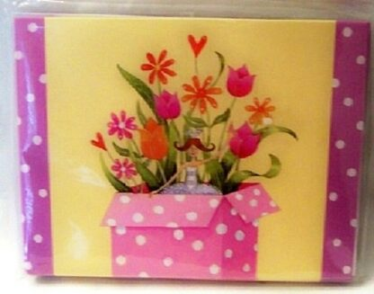 Marian Heath Kym Bowles Lollysticks #10 Note Cards New Front
