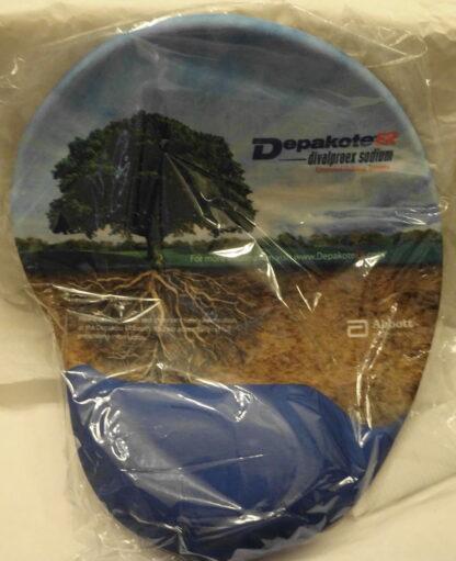 DepakoteER Medical Logo Mousepad New Front 1