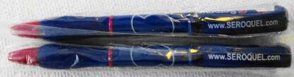 Astrazeneca Seroquel Ballpoint Pens #2 New 3