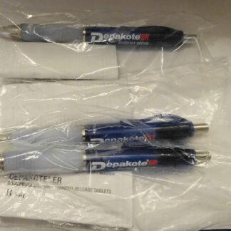 DepakoteER Papermate Gel Pens #3 New
