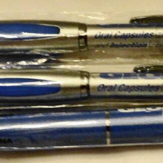 Pfizer Geodon Ballpoint Pens #3 New