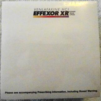 Effexor XR Wyeth Pad 2005 Drug Rep Logo Collectible New Top
