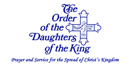 Daughters of the King Logo