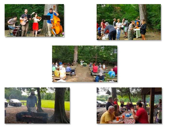 Annual Parish Picnic & Outdoor Worship Service