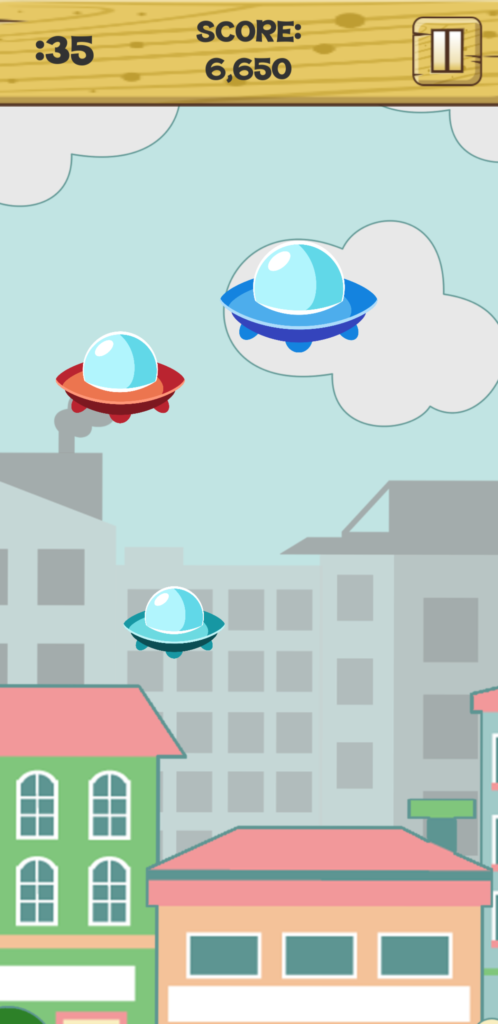 Stupid Aliens Location - Downtown