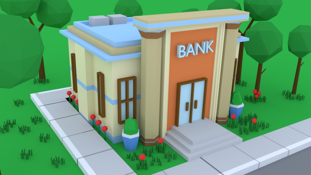 Bank with more details