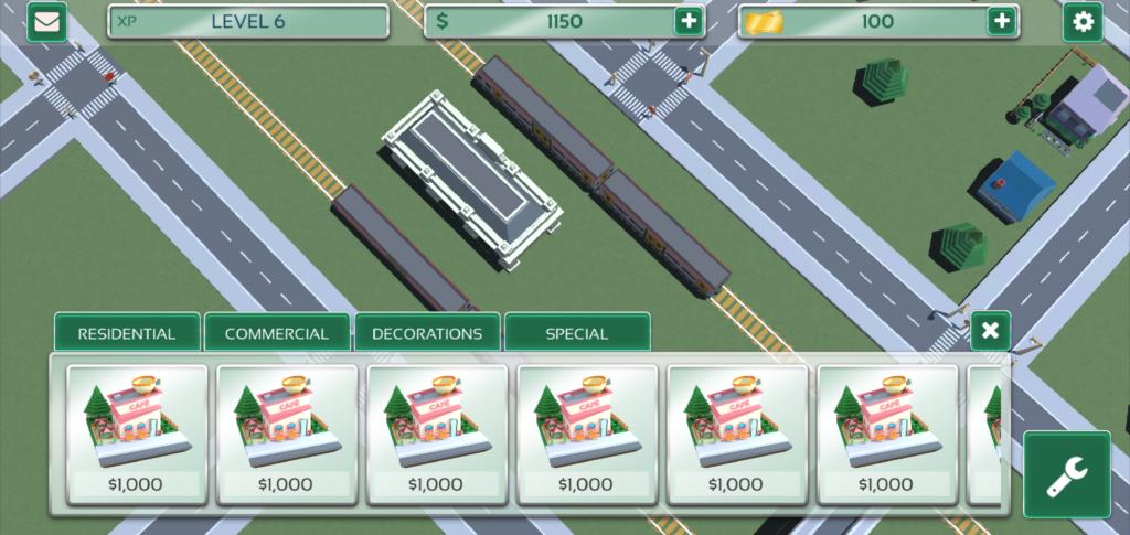 Green UI