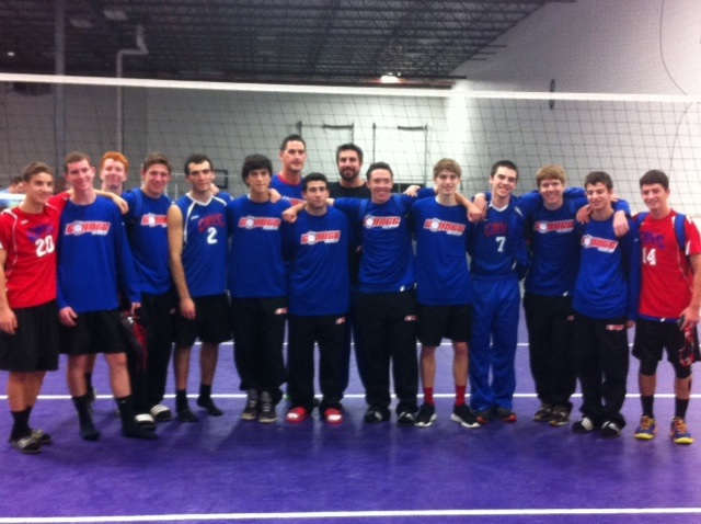 18 Red Chicago Bounce VBC Wins the Adversity Invite