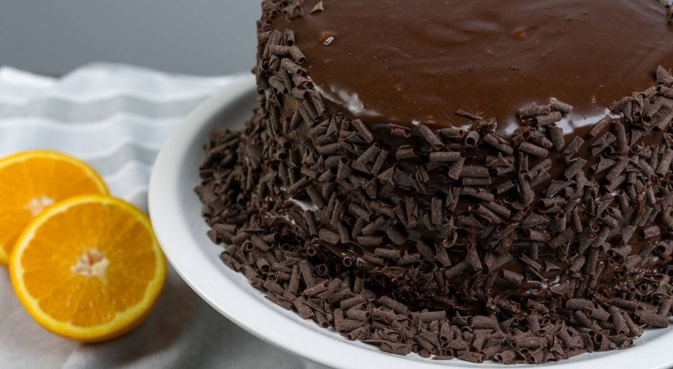 Luisella Chocolate Orange Cake