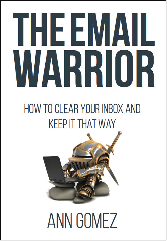 Email Warrior Book Cover