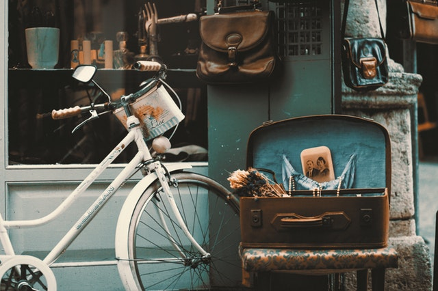 purge; clutter