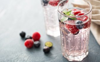 Sparkling Water with