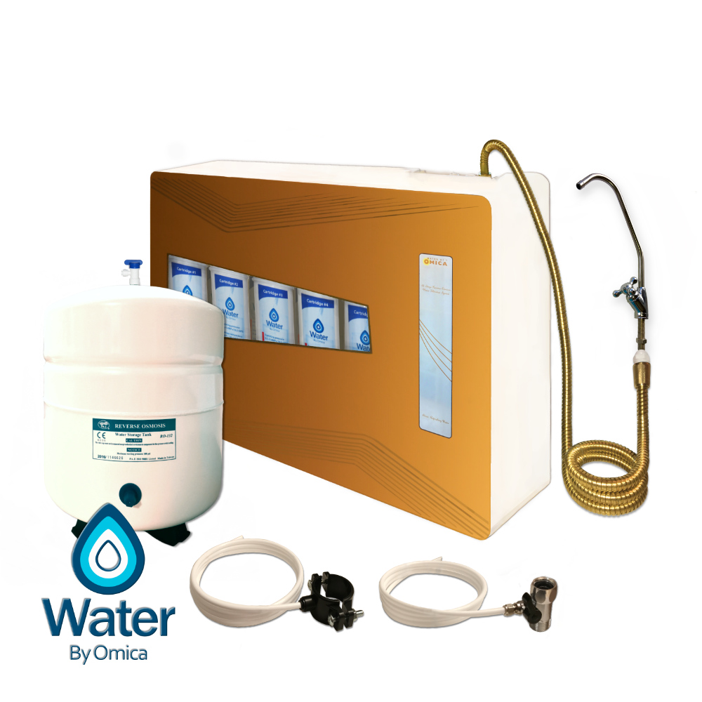 12 Stage Water Filter Amp Activation System Under Sink