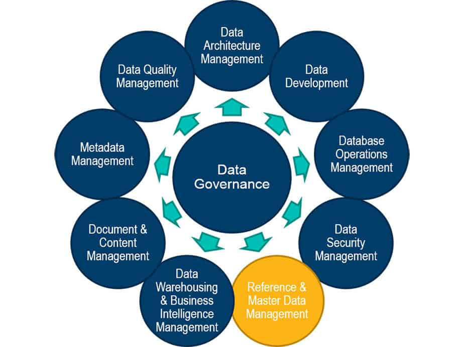 Run, Grow, Transform. Why Master Data Management is Important.